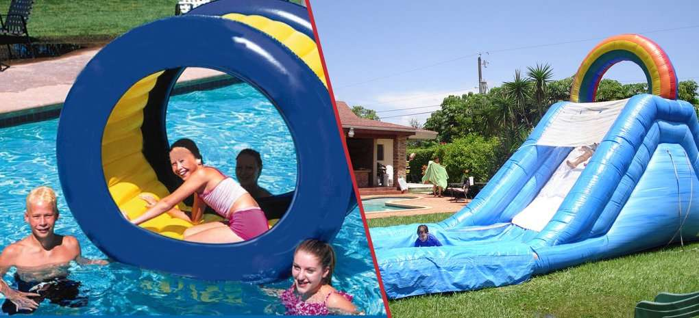 Bounce House Party Rental In Miami Broward