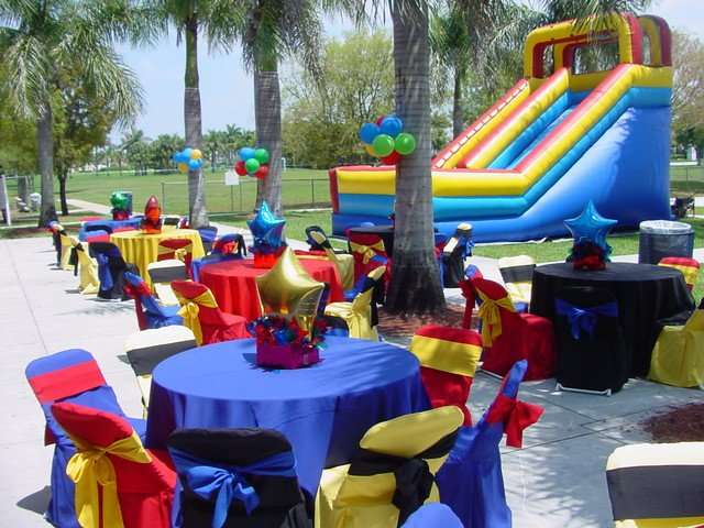 Affordable Kids Birthday Party