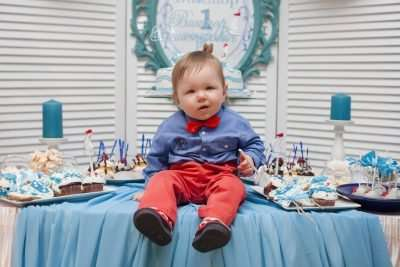 make your baby's first party a hit with these hints
