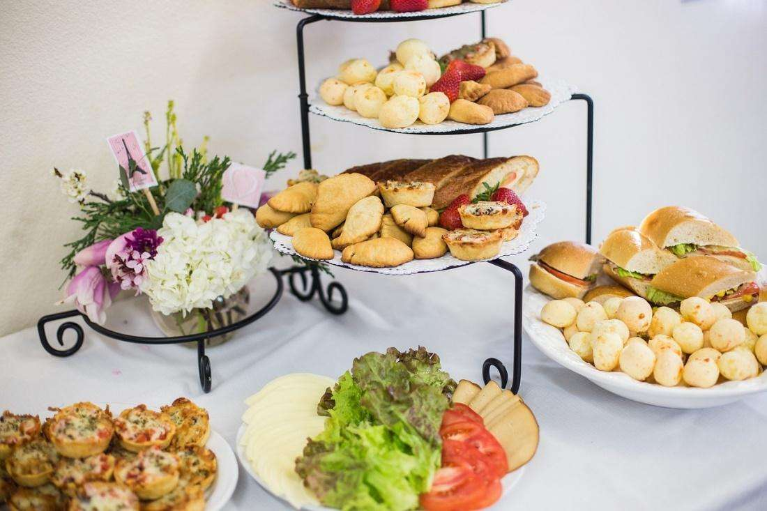 sweet 16 party cuisine