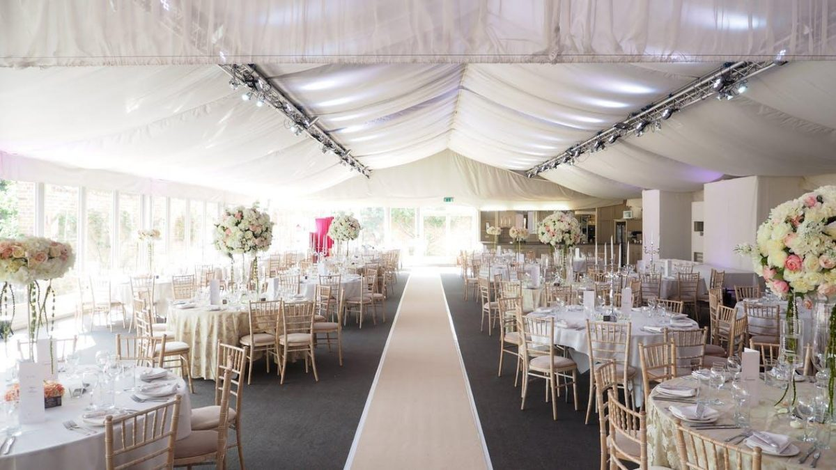 different types of tents for your event